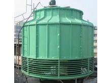 玻璃钢圆形逆流式冷却塔 (1)