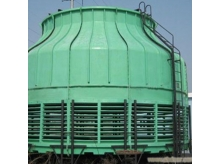 玻璃钢圆形逆流式冷却塔 (2)
