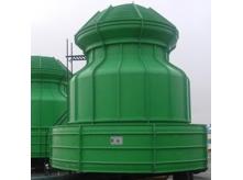 玻璃钢圆形逆流式冷却塔 (3)