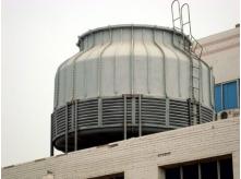 玻璃钢圆形逆流式冷却塔 (7)