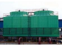 玻璃钢方形逆流式冷却塔  (6)
