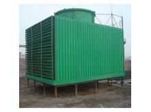 玻璃钢方形横流式冷却塔 (5)